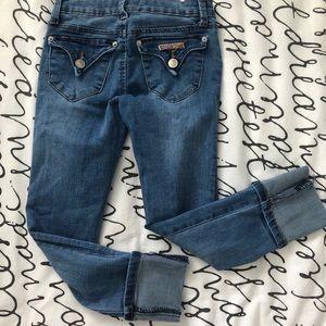 Hudson girls jeans